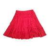 Girls skirt- plan Red
