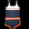 Girl Swimsuit-Blueline