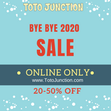 Bye bye 2020 Sale + New clothing