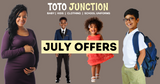 July 2021 offers