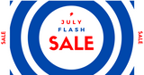 July Flash Sale!