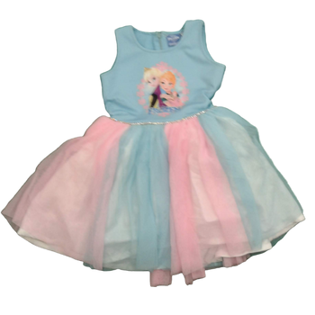 Girls Dress - Disney Frozen