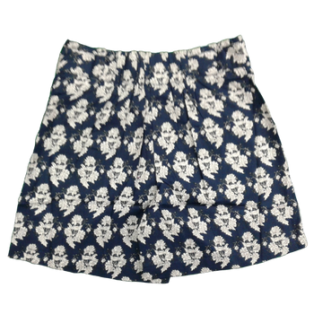 Girls Shorts - Navy Blue