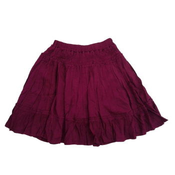 Girls skirt- majanta