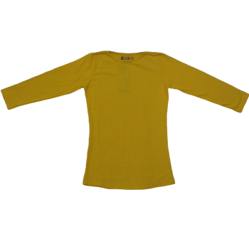 Girls Top - Yellow Gold