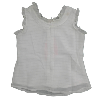 Girls Top - White