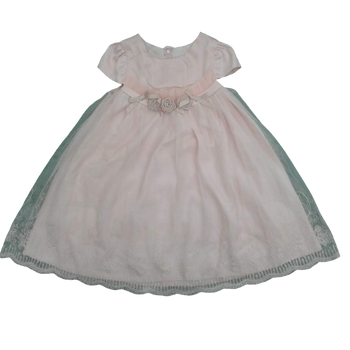 Girls Dress  - Pink