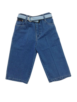 Shorts -Jamaican Blue denim