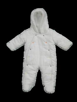 Infant/Baby Grow  jacket White