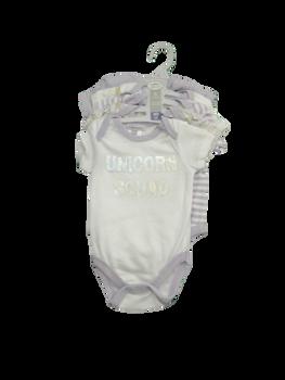 Infant/Baby  Bodysuit  5 pcs