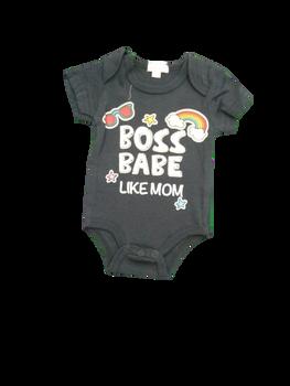 Infant/Baby  Bodysuit  Boss Babe