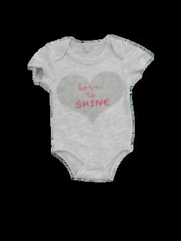 Infant/Baby  Bodysuit  born to shine