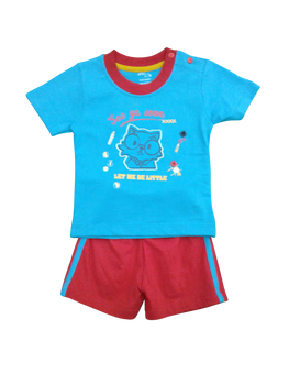 Infant/Baby - Boys set Blue