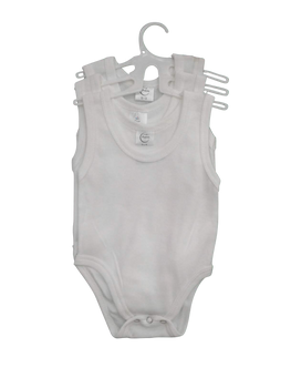 Infant/Baby - Bodysuit white 3 Pcs