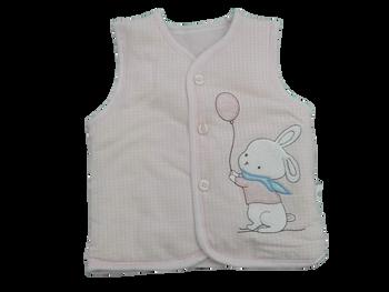 Infant/Baby - Jacket Pink Rabbit