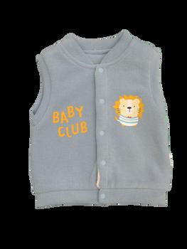 Infant/Baby - Jacket Blue