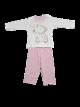Infant/Baby - moms little star pink