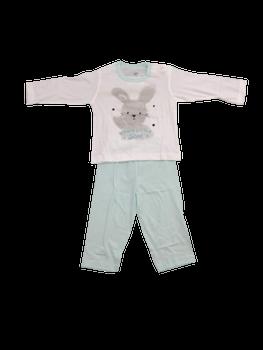 Infant/Baby - moms little star light green