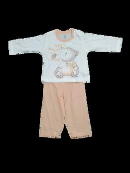 Infant/Baby - moms little star orange