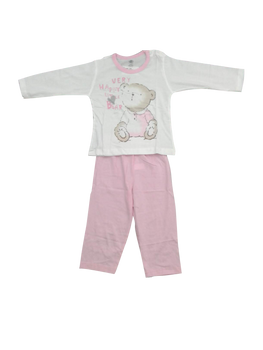 Infant/Baby - little bear pink