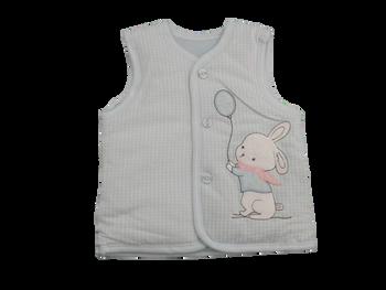 Infant/Baby - Jacket Blue Rabbit