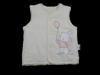 Infant/Baby - Jacket Yellow Rabbit