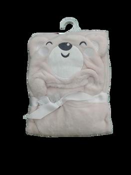 Infant/ Baby Blanket Cream