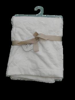 Infant/ Baby Blanket Cream Soft