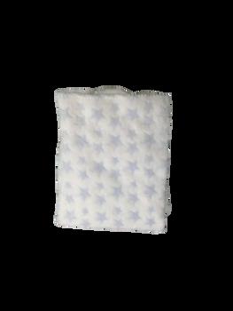 Infant/ Baby Blanket Blue Dotts