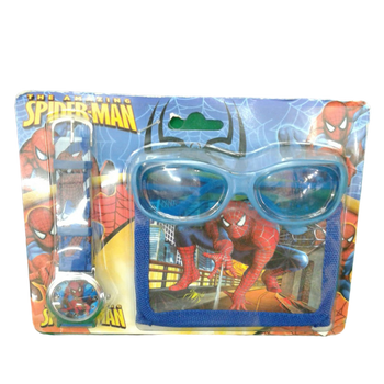 Toys - Watch/Wallet/sun Glass Spider man