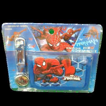 Toys - Watch/Wallet  Spider man