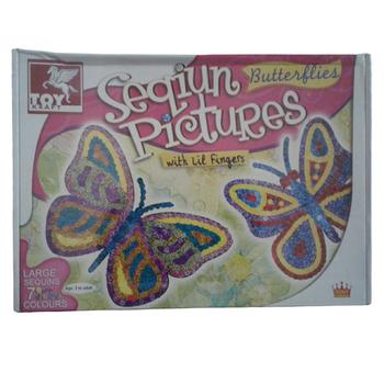 Seqiun Pictures Butterflies 3+Age