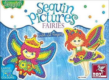 Seqiun Pictures Fairies 3+Age