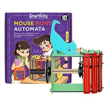 Mouse Hunt Automata