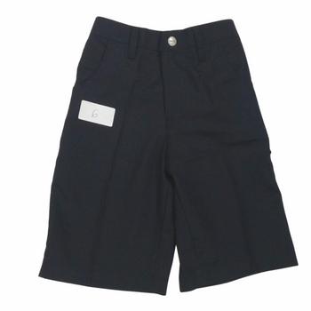 Blue school shorts