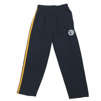 DIA blue track pants-front
