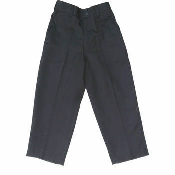 blue trousers-front