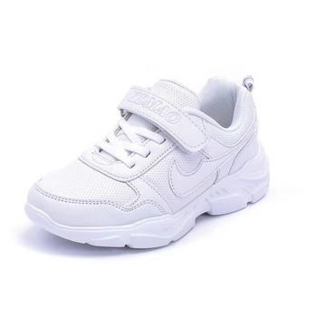 School shoe- White