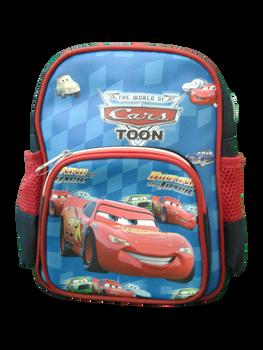 School bag ( 9 inch) - Cars