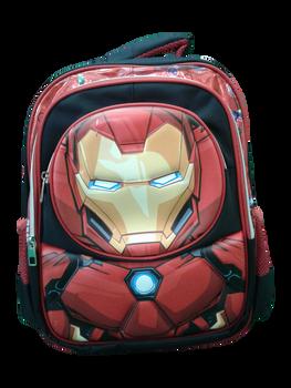 School bag  (16inch ) -Red