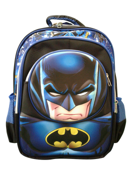 School bag  (16inch ) -Batman