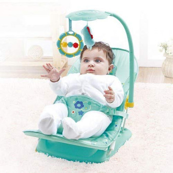 Fold up infant seat - Green