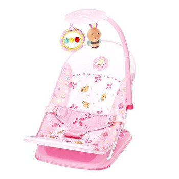 Fold up infant seat - Pink