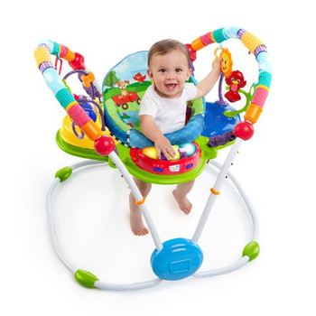 Baby Einstein Activity Jumper with Lights and Melodies