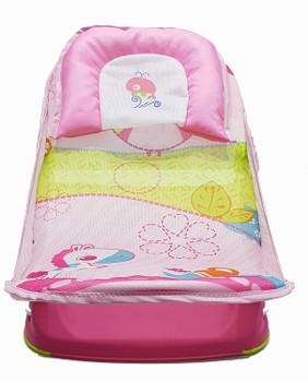 Mastela Deluxe Frog Baby Bather ( Pink )