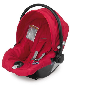 SYNTHESIS CAR SEAT  BLUE/RED/GREY ( 0-13KG )