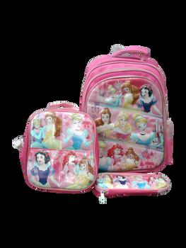 School Bag   ( 16 inch )- Avengers  pack of 3