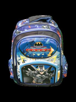 School bag  (16 inch ) -Batman