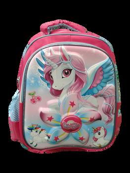 School Bag -Unicorn ( 14 inch )