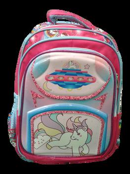 School Bag -Unicorn ( 16 inch )
